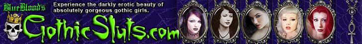 GothicSluts.com - The Premier Gothic Babe Site gothicsluts.wandererx.net Gothic Erotica